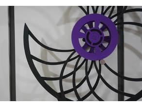 Kinetic Sculpture (MONARCH).