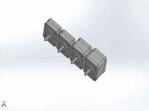 Stepper Motor NEMA 17x20, 17x21, 17x34, 17x39