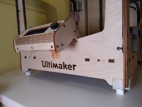 Ultimaker foot/leg and vibration dampener