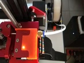 Filament Feeder over tube