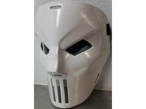 Casey Jones Mask TMNT