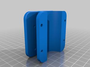 MUTANT holder for WASP Ceramic Extruder