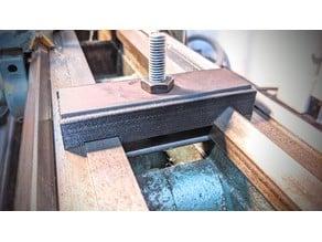Blomqvist BS600 Lathe Bed build platform