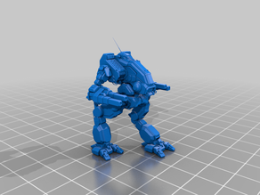 MWO Mad Dog Prime - Various poses