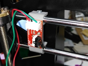ENDSTOP SUPPORT X AXIS v2