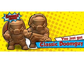 Classic Doomguy
