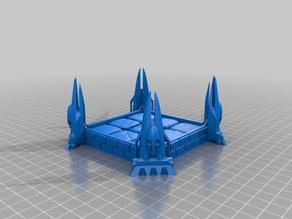 Dark Modular Castle