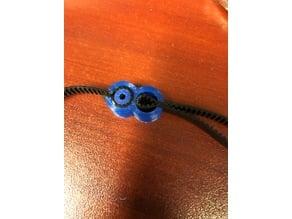 Belt motor connector 6mm