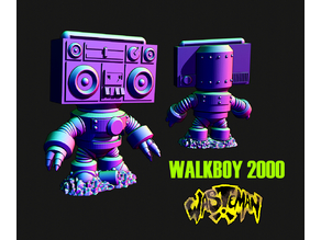 Wasteman - Walkboy 2000