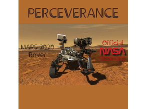 Perceverance Mars 2020 rover