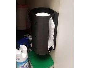 Garbage Bag Dispenser Side Wall Hang