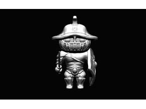 Gladiator Minifigure