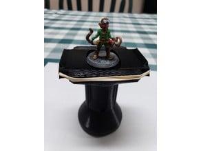 Tabletop Miniature Painting Handle