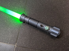 TheoSaber - An Elegant Toy for a More Civilized Age