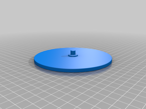 Filament turntable