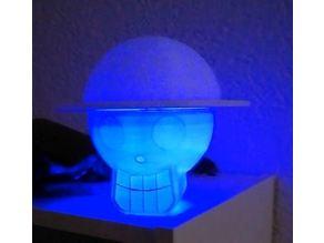 Straw Hat Light - One Piece - Jolly Roger