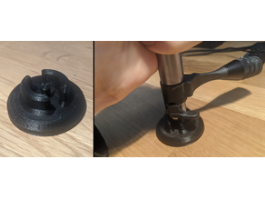 CZ 455 bolt disassembly tool