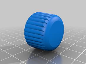 Knob D shape rotary encoder
