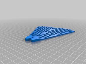 Lego Zeotrope Flat Base