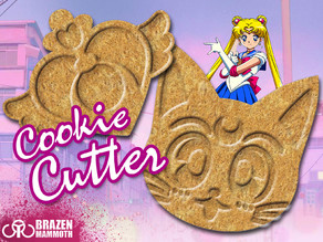 Sailor Moon Cookie Cutters