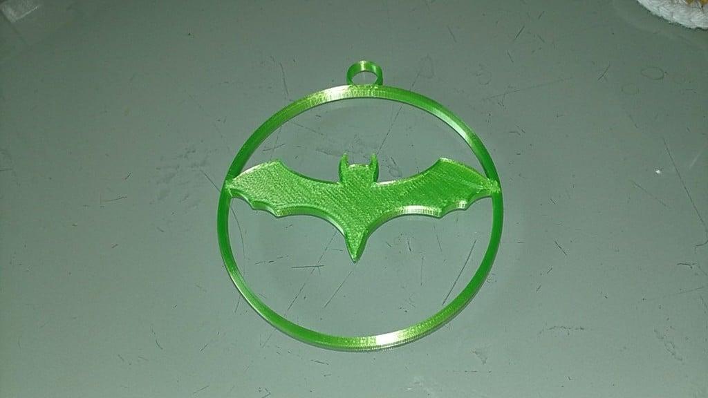 Christmas Tree Bat | Weihnachtsbaum-Fledermaus