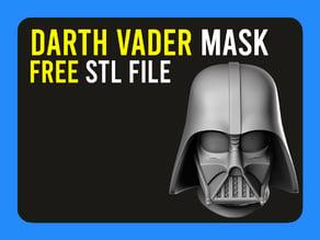 ▷ Darth Vader Mask