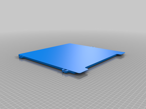 Railcore 300ZL Bed STL for use in Slicers