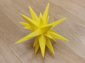 Snap star (customisable)