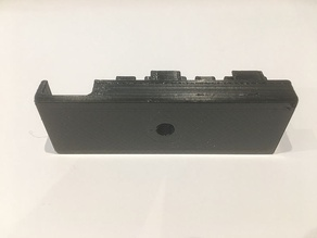 Artillery Sidewinder X1 - alu profile protection Cap (REMAKE)
