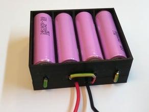 14.4 V Li-ion battery pack