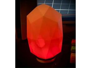 Trippy Himalayan Salt Lamp