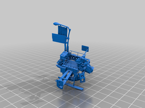 mud skipper - post apoc - vehicle