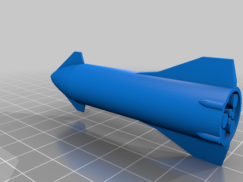 Small Starship V 2.0