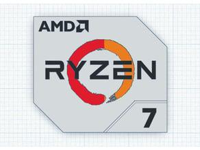 AMD Ryzen Badge