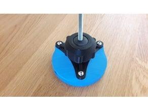 Magnet holder for Ball Mount System