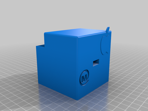 usb box with apple logo