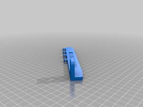 DRO Display Mount for Fiber Laser