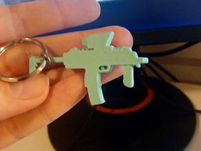 HK MP7 keychain