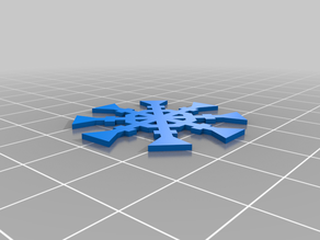 SnowFlake 3DMaker_Group