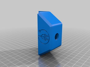 Switch holder for 3030 extrusion