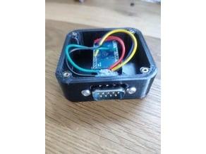 Logitech Shifter G29 USB Mod Arduino Leonardo Micro Pro DB9 Case