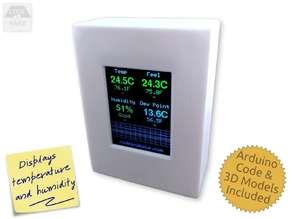 Arduino Thermometer Display