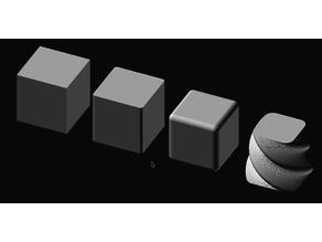 Round cubes