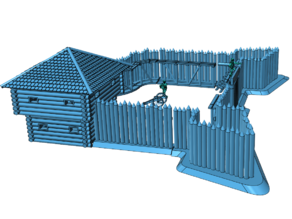 French and Indian Wars - The Modular Fort