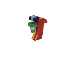 Quick Nozzle Changer Artillery Sidewinder X1