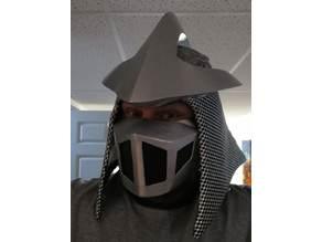 Shredder's helmet  TMNT 90's