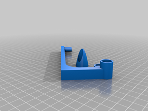 Voxel Filament Arm Guide/Cleaner