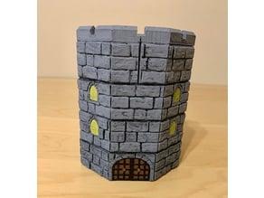 Castle Deck Box