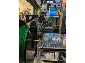 e3d toolchanger hermera filament guide