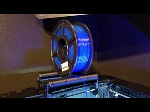 QIDI 3D X-Plus Spool Roller with Guides